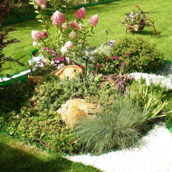Ландшафтный дизайн уход за садом